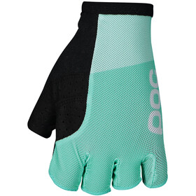 POC Essential Road Rękawiczki krótkie z siateczką, light fluorite green/fluorite green